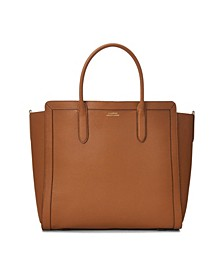 Medium Tyler Tote In Leather