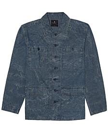 Men's Albert Tie Dye Military Jacket