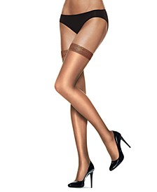 Women's   Silk Reflections Silky Sheer Thigh Highs 720