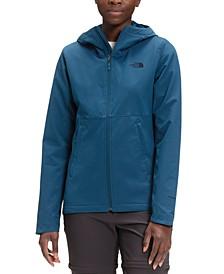 Women's Shelbe Raschel Fleece-Lined Jacket