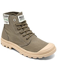 Women's Pampa Hi Organic High Top Sneaker Boots from Finish Line