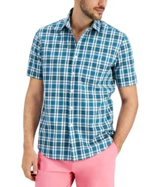 Men's Plaid Shirt