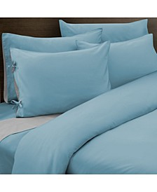 Flip Totally Reversible 500 Thread Count 3 Piece Duvet, Full/Queen