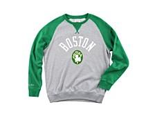 Boston Celtics Men's Turf Fleece Crewneck Sweatshirt