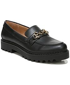 Women's Deana Lug Sole Bit Loafers