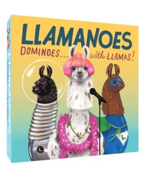 ISBN 9781452163710 product image for Chronicle Books Llamanoes - Dominoes. with Llamas!   upcitemdb.com