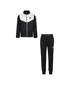 Little Boys 2-Tone Tracksuit
