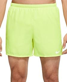 "Men's Challenger Brief-Lined 5"" Running Shorts"