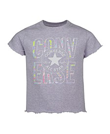 Big Girls Chuck Patch Logo Baby T-shirt