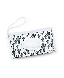 Take Travel Pouch Reusable Wipes Case