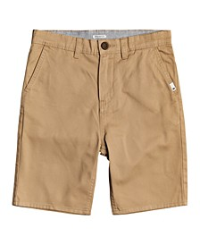 Big Boys Everyday Chino Light Shorts