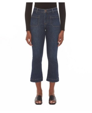 Women's High-Rise Bootcut Jeans