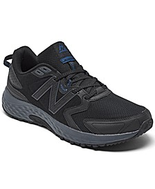 Men's 410 V7 Wide Width Trail Running Sneakers from Finish Line