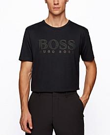 BOSS Men's Tee Gold Slim-Fit T-Shirt