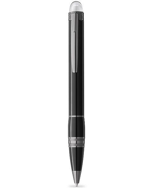 fd2f1f366843 Montblanc Midnight Black StarWalker Ballpoint Pen 105657   Reviews ...