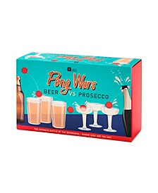 Pong Wars 'Beer vs Prosecco'
