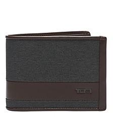 Men's Alpha SLG Double Billfold Wallet