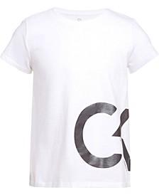 Big Girls Foil Logo T-shirt