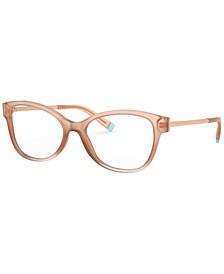 TF2190 Women's Butterfly Eyeglasses