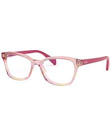 RY1591 Child Square Eyeglasses