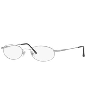 Bb 491 Men's Oval Eyeglasses