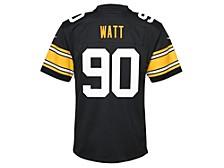 Pittsburgh Steelers Youth Game Jersey - T.J. Watt