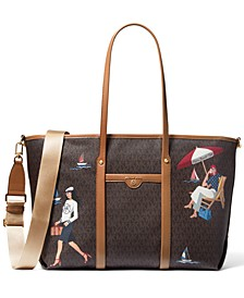 Beck Signature Extra Large Tote