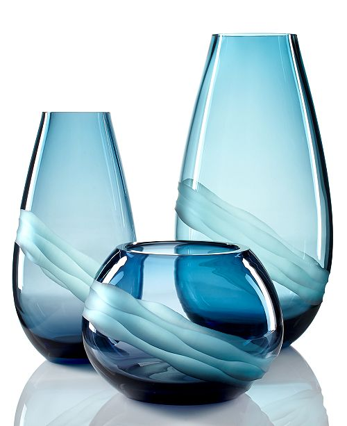 Waterford Evolution By Crystal Gifts Oasis Collection Bowls