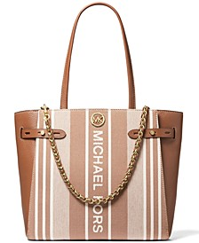 Carmen Large Belted Tote