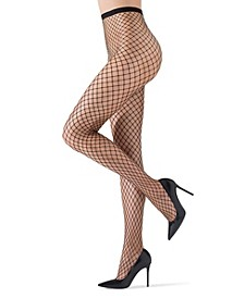 Women's Maxi Fishnet Tights