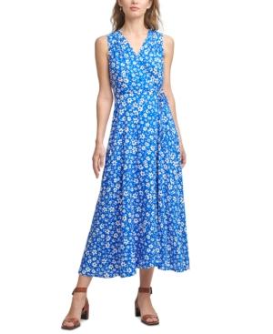 Calvin Klein Maxi dresses DITSY FLORAL-PRINT MAXI DRESS