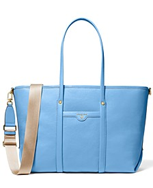 Beck Extra Large Leather Tote