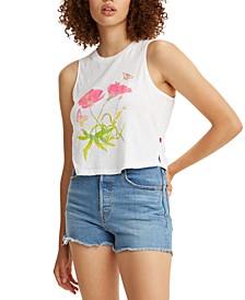 Cotton Zoey Logo Tank