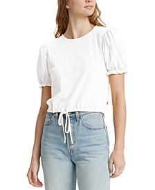 Women's Puff-Sleeve T-Shirt