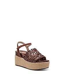 Women's Camilia Platform Wedge Sandals