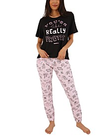 Mean Girls Really Pretty Pajama Set