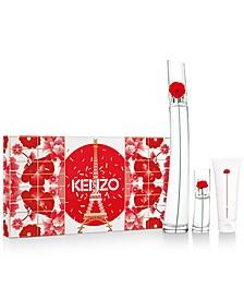 3-Pc. Flower By Kenzo Eau de Parfum Gift Set