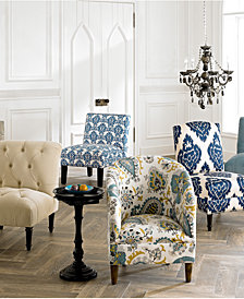 Skyline Accent Chairs, Ottomans & Benches, Direct Ship