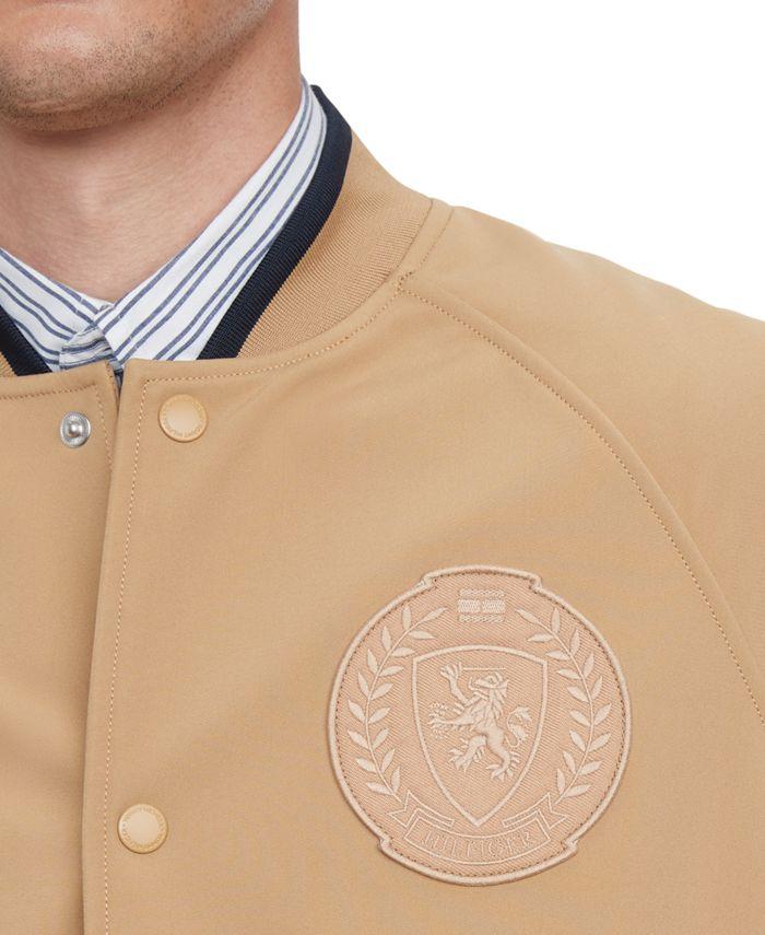 Tommy Hilfiger Men's Hayes Bomber Jacket & Reviews - Coats & Jackets - Men - Macy's