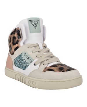 Guess WOMEN'S JUSTIS SNEAKERS WOMEN'S SHOES