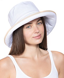 INC Fabric Kettle Hat, Created for Macy's