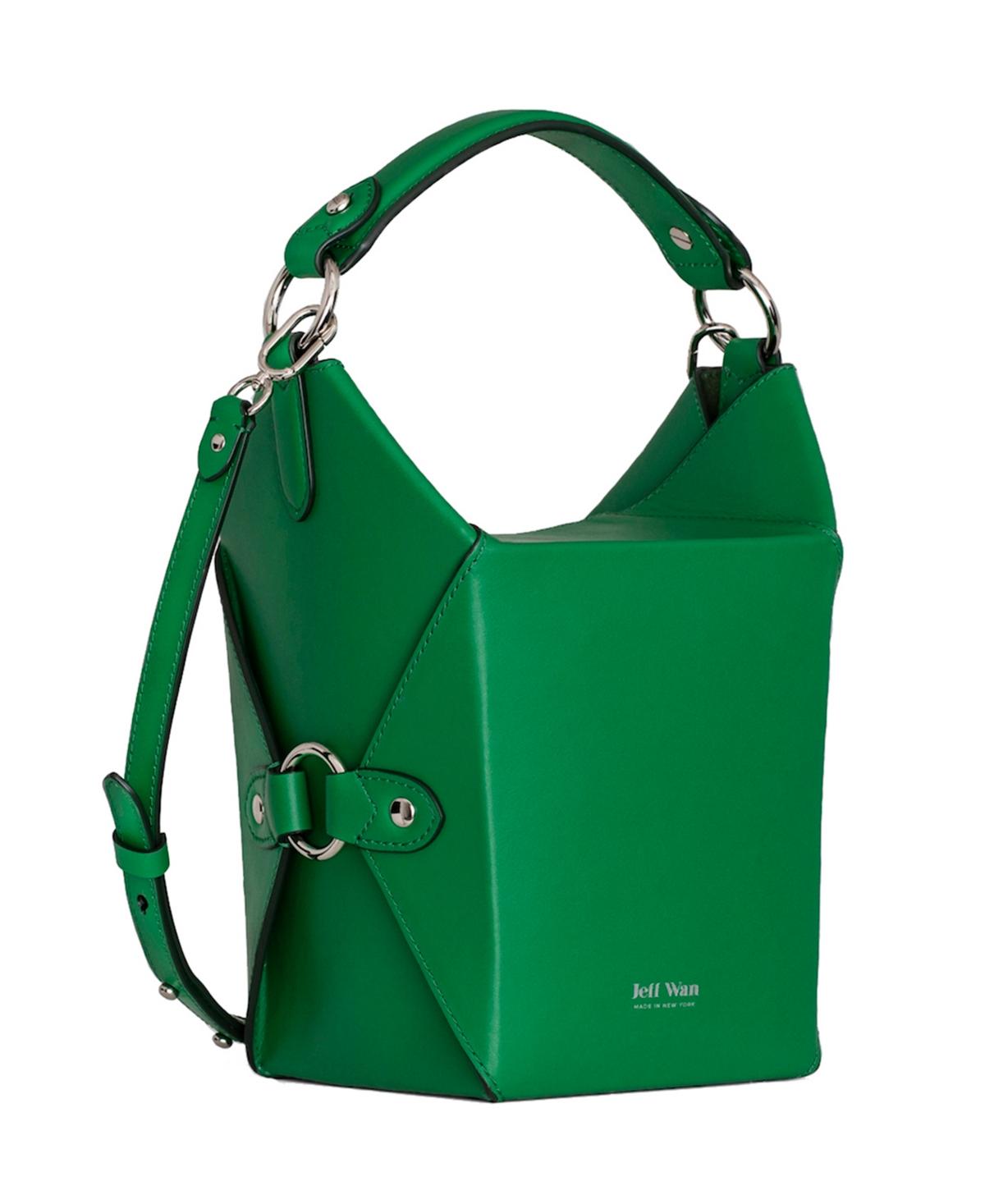 Jeff Wan Le Morne Lunch Box Bucket Bag