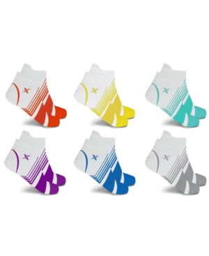 Men's and Women's Edition Ultra V-Striped Ankle Compression Socks