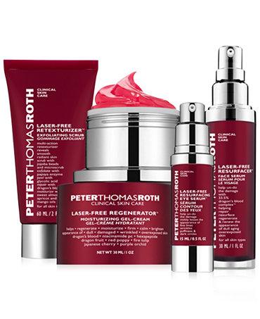 Peter Thomas Roth Laser Free Resurfacing Collection Skin
