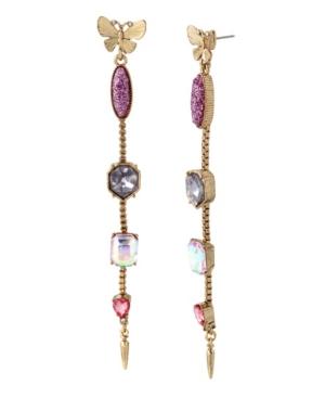 Butterfly Linear Earrings
