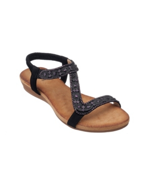 Reesa Flat Sandal Women's Shoes