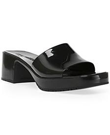 Women's Harlin Jelly Block-Heel Sandals