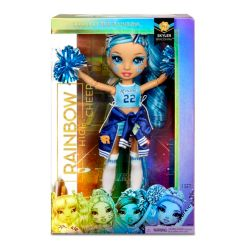 Rainbow High Cheer Doll-Skyler Bradshaw