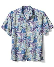 Men's Bungalow Noche Silk Shirt