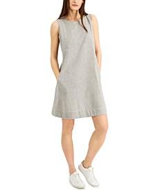 Organic Round-Neck Dress